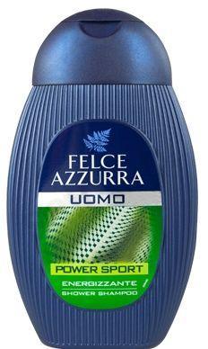 Felce Azzurra Uomo Power Sport - Męski szampon i żel pod prysznic 2w1 (250 ml)