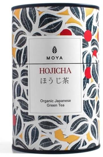 Herbata zielona hojicha bio 60 g - moya matcha