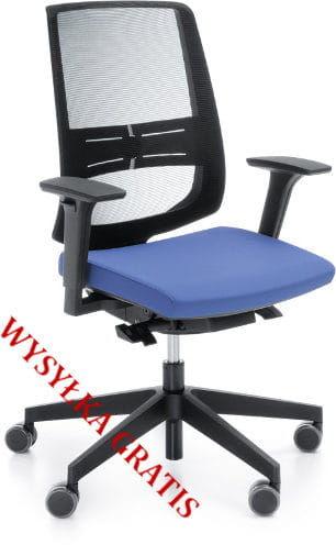 Krzesło ergonomiczne LightUp Net