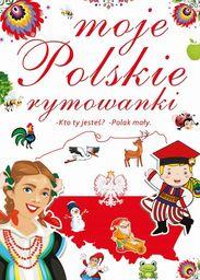 Moje polskie rymowanki ZAKŁADKA DO KSIĄŻEK GRATIS DO KAŻDEGO ZAMÓWIENIA