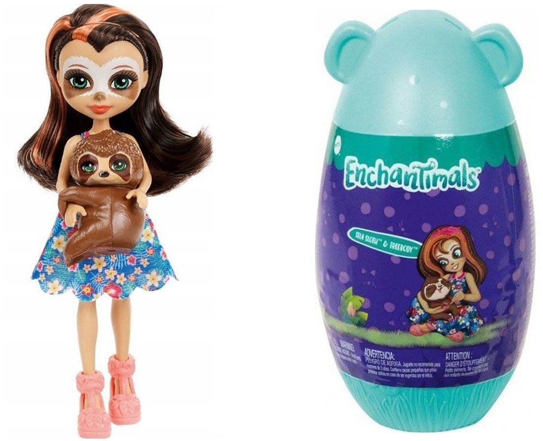 Enchantimals - Jajko Sela Sloth & Treebody GPL96