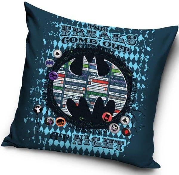 Poduszka Batman Freaks BAT171003 40x40 cm Zestaw