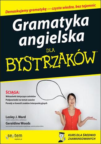 Gramatyka angielska dla bystrzaków - Ebook.