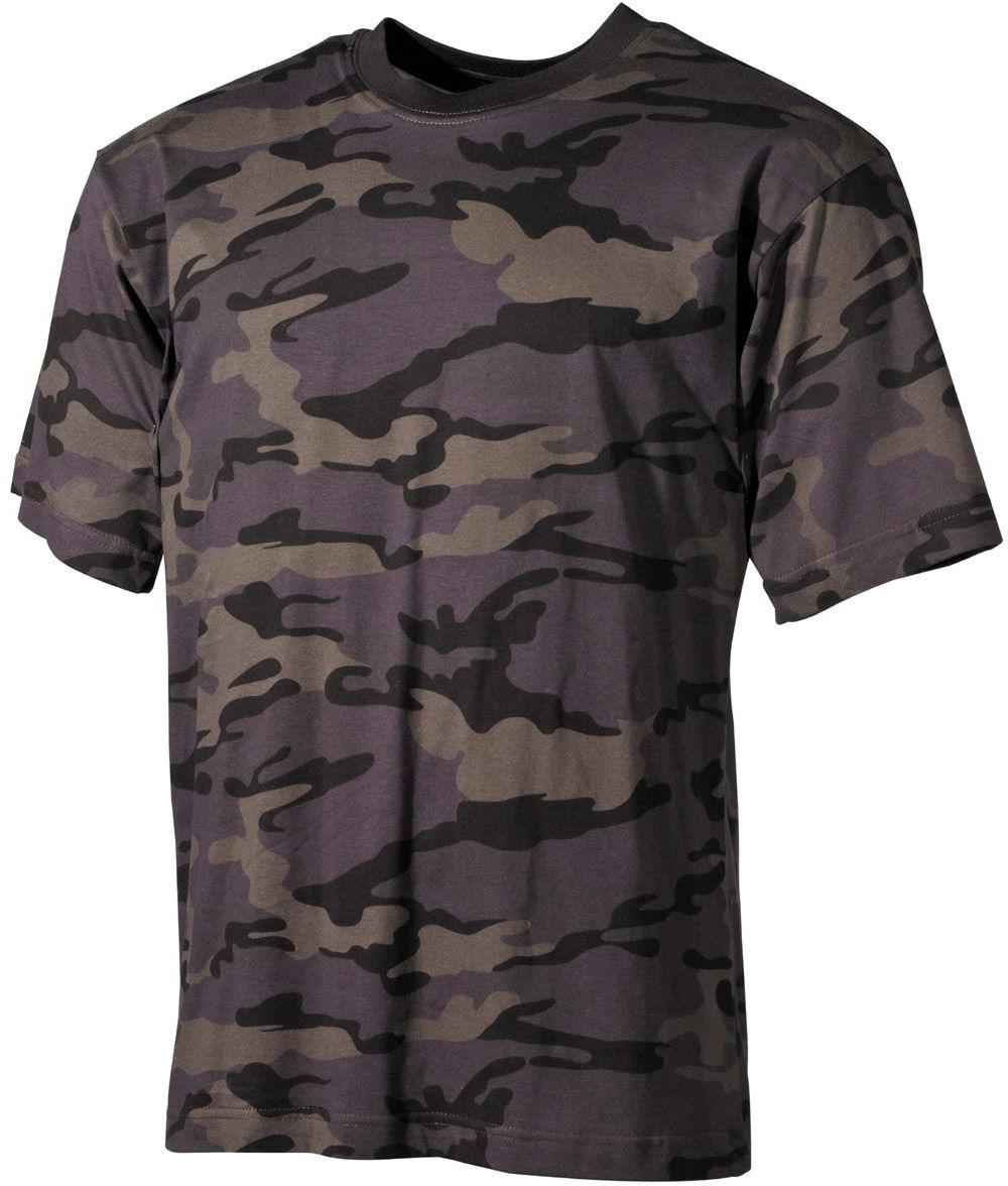 Koszulka T-shirt MFH Combat Camo (00104K)