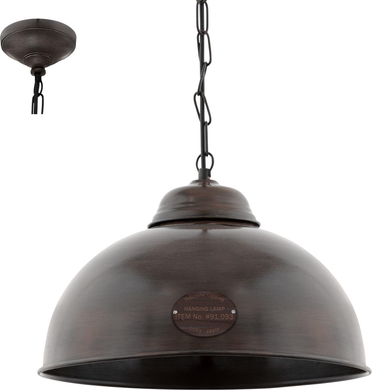 Eglo lampa wisząca Truro 2 49632 - SUPER OFERTA - RABAT w koszyku