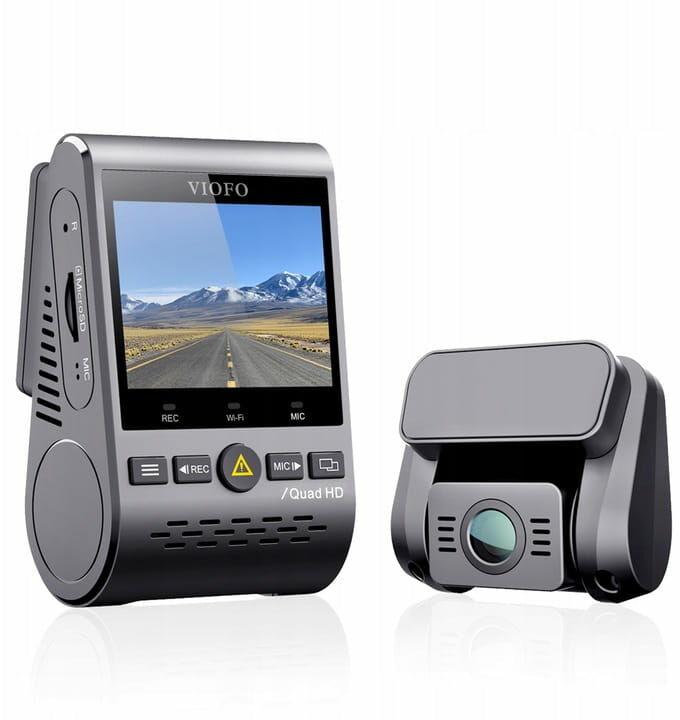 Rejestrator trasy VIOFO A129 PLUS DUO-G 1600P+FHD WIFI