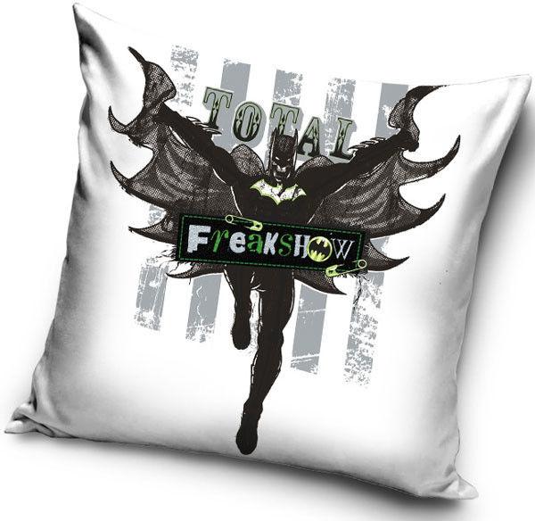 Poduszka Batman Freakshow BAT171005 40x40 cm Zestaw