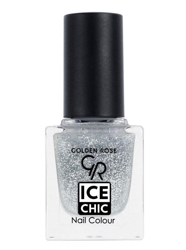 Golden Rose - ICE CHIC Nail Colour - Lakier do paznokci - 101