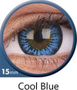 Big Eyes - Cool Blue, 2 szt.
