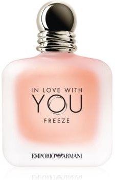 Armani Emporio In Love With You Freeze woda perfumowana dla kobiet 100 ml