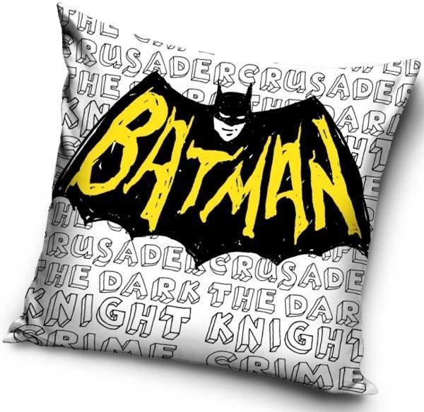 Poduszka Batman BAT161003 40x40 cm Zestaw