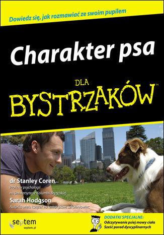 Charakter psa dla bystrzaków - Ebook.