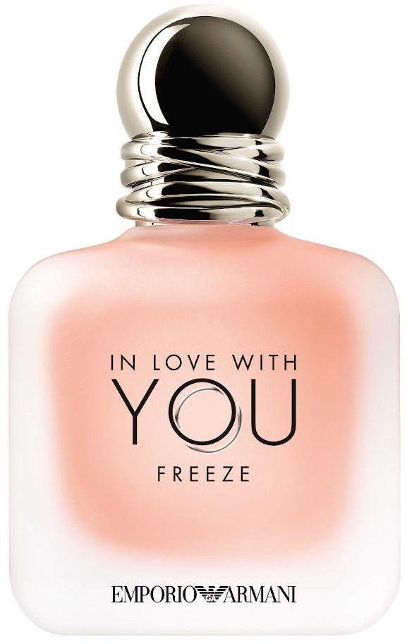 Armani Emporio In Love With You Freeze woda perfumowana dla kobiet 50 ml