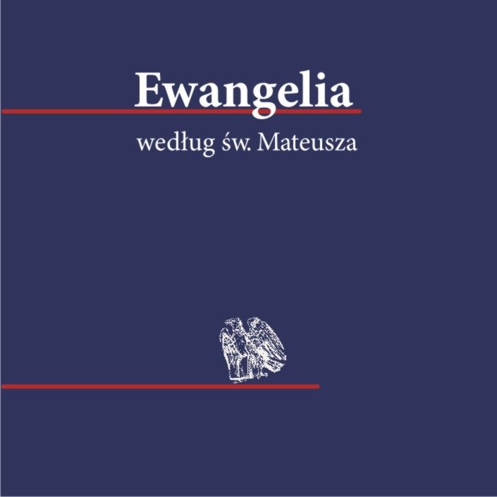 Ewangelia według św. Mateusza - Biblia 1000-lecia Pallottinum - audiobook
