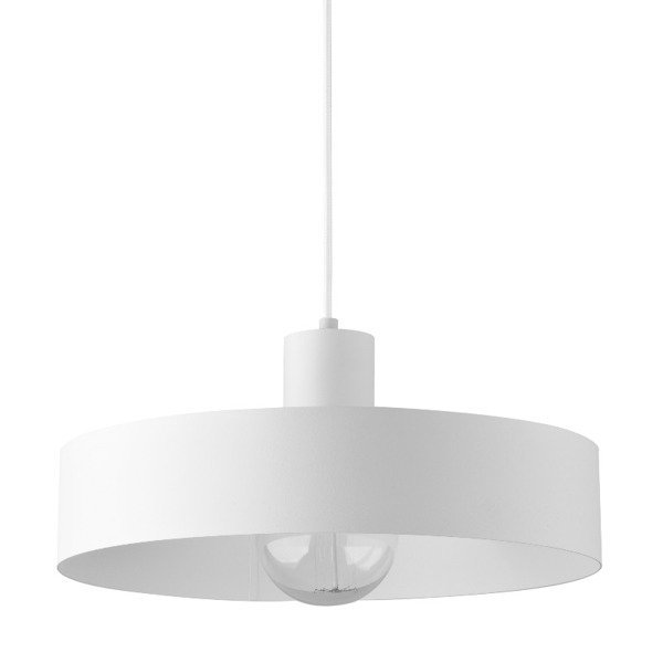 Lampa wisząca RIF biała 35cm