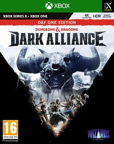 Dungeons & Dragons Dark Alliance Steelbook XOne/XSX
