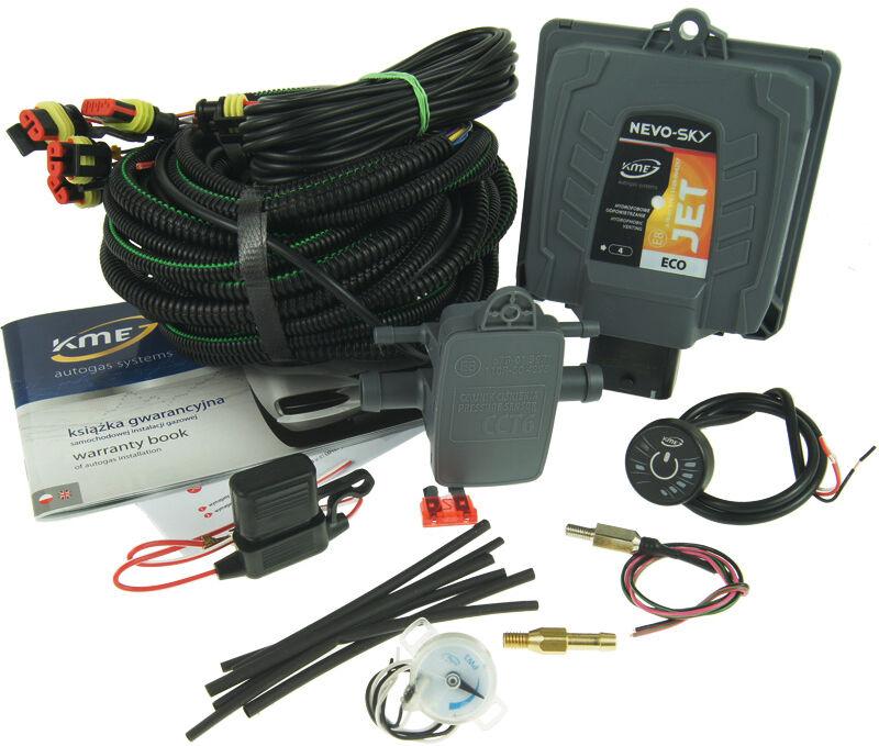 Elektronika KME NEVO-SKY JET Eco DG7 4 cyl.