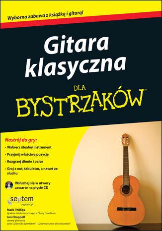Gitara klasyczna dla bystrzaków - Ebook.
