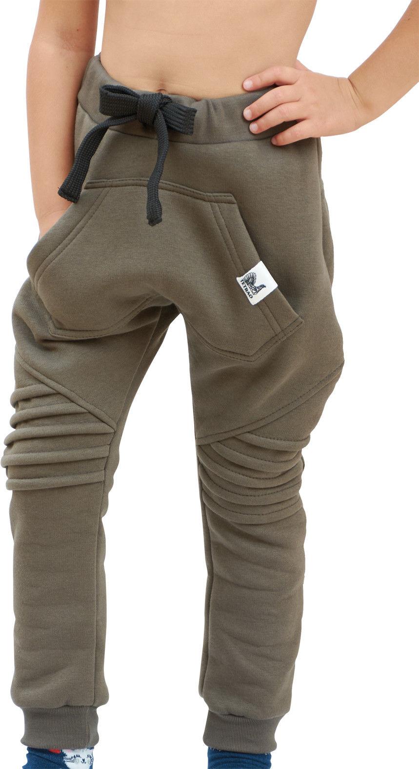 Spodnie dresowe dziecięce TETRAO grube