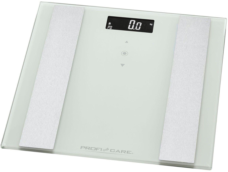 Analityczna waga osobowa 8 w 1 ProfiCare PC-PW 3007 FA (biała)