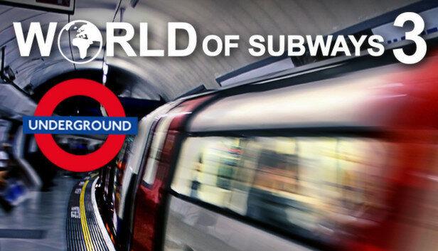 World of Subways 3 - London Underground Circle Line(PC) Klucz Steam