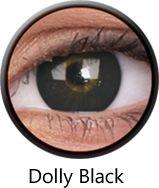 Big Eyes - Dolly Black, 2 szt.
