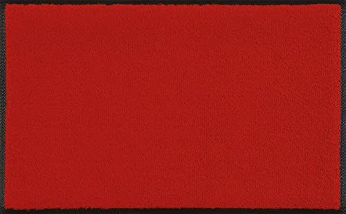 Wycieraczka czerwona 120x180 cm
