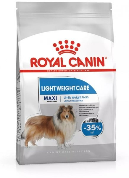 Royal Canin Maxi Light weight Care 2x10kg (20kg)