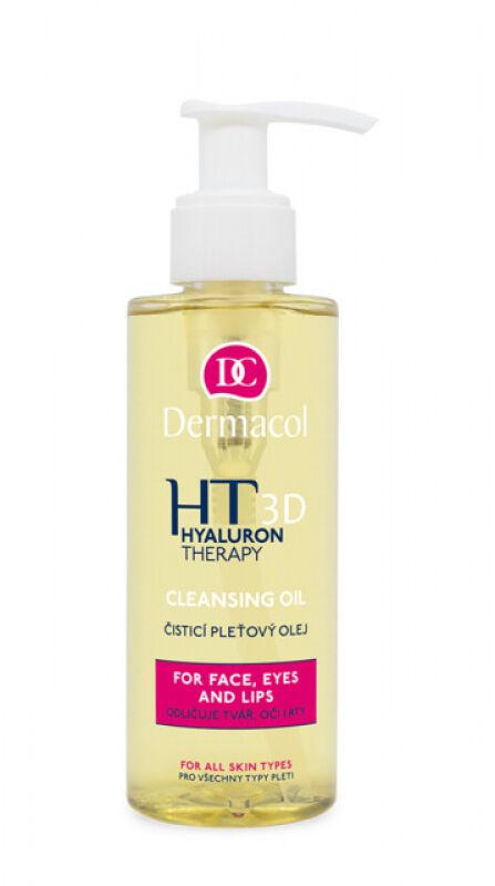 Dermacol - HYALURON THERAPY 3D - CLEANSING OIL - Olejek do oczyszczania twarzy i demakijażu