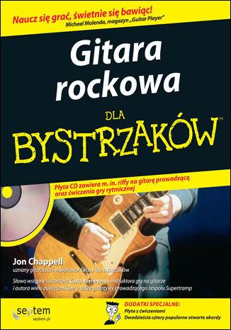 Gitara rockowa dla bystrzaków - Ebook.