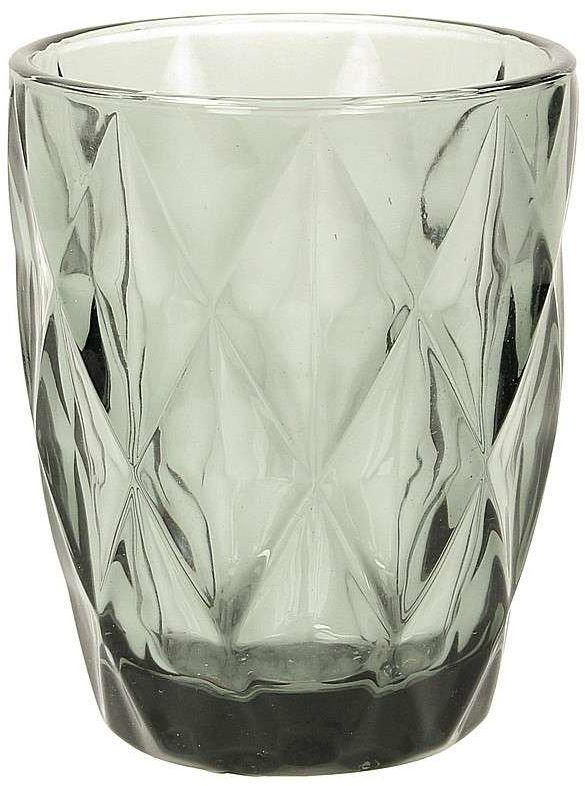 Szklanka Basic Black, 8 x 10 cm