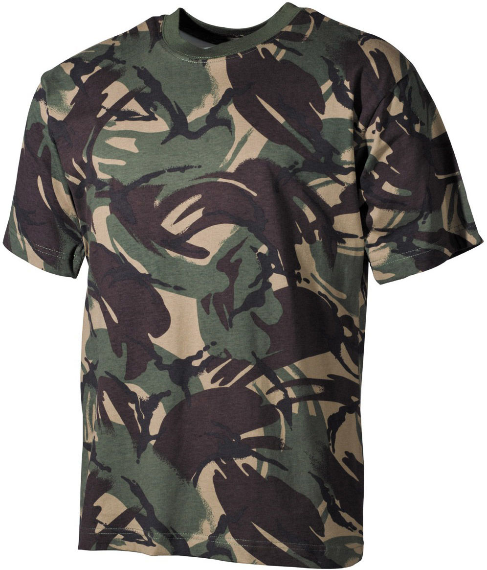 Koszulka T-shirt MFH DPM Camo (00104G)