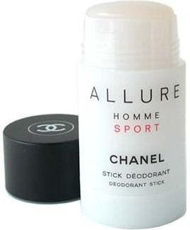 Chanel Allure Homme Sport 75 ml dezodorant w sztyfcie dla mężczyzn dezodorant w sztyfcie + do każdego zamówienia upominek.