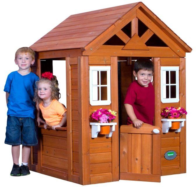 Drewniany Domek ogrodowy dla dzieci Timberlake Backyard Discovery LK