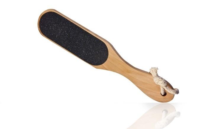Tarka do stóp NeoNail drewniana