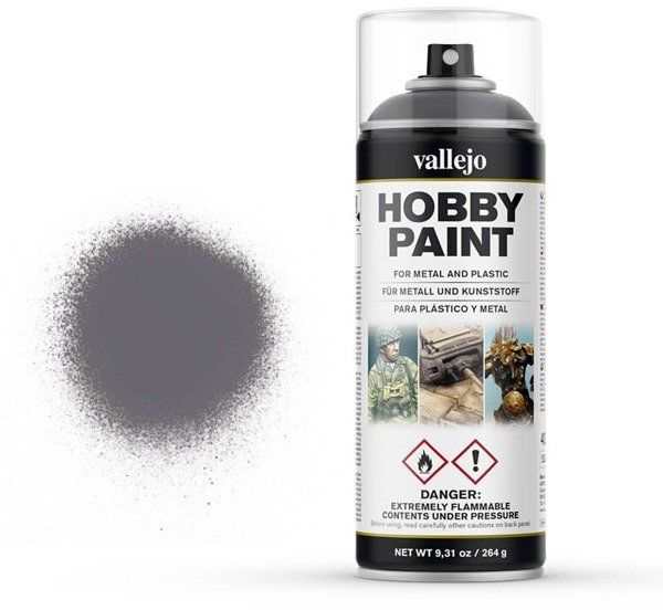 Farba Modelarska Fantasy Color Gunmetal Vallejo Spray