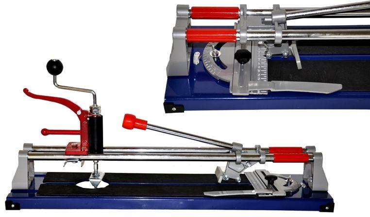 Maszynka do glazury i płytek przecinarka 600mm 3-funkcyjna