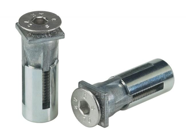 Śruby montażowe Quick-Fix do produktów Locinox (2 szt.)