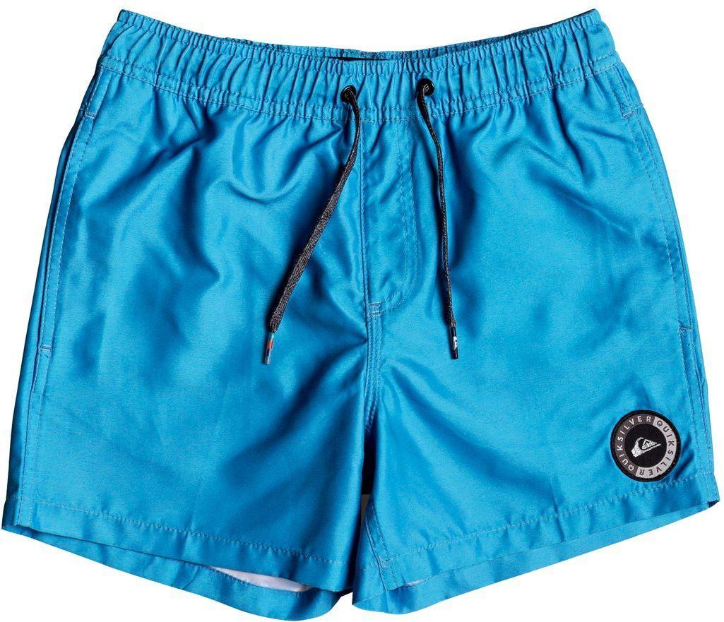 spodenki pływackie dziecięce QUIKSILVER EVERYDAY 13 YOUTH Atomic Blue - BMM0