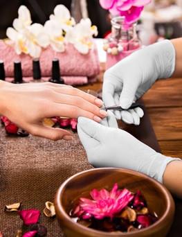 Japoński manicure  Pruszków