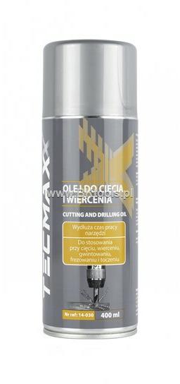 TECMAXX Olej do cięcia i wiercenia 400ml 14-030