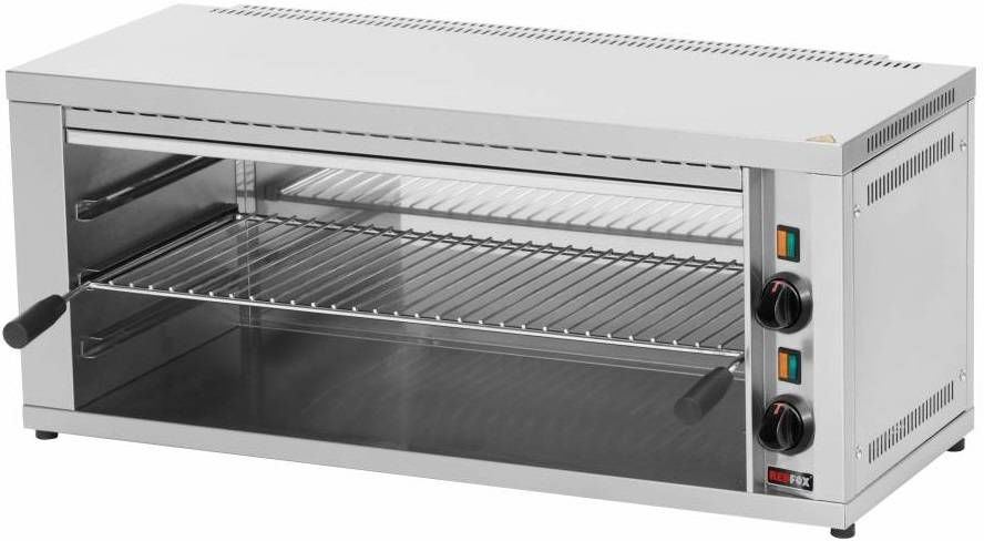 Salamander 710x310mm 4400W 880x370x(H)380mm