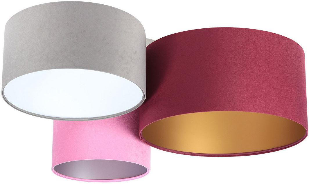 Kolorowy nowoczesny plafon sufitowy - EXX61-Amisa