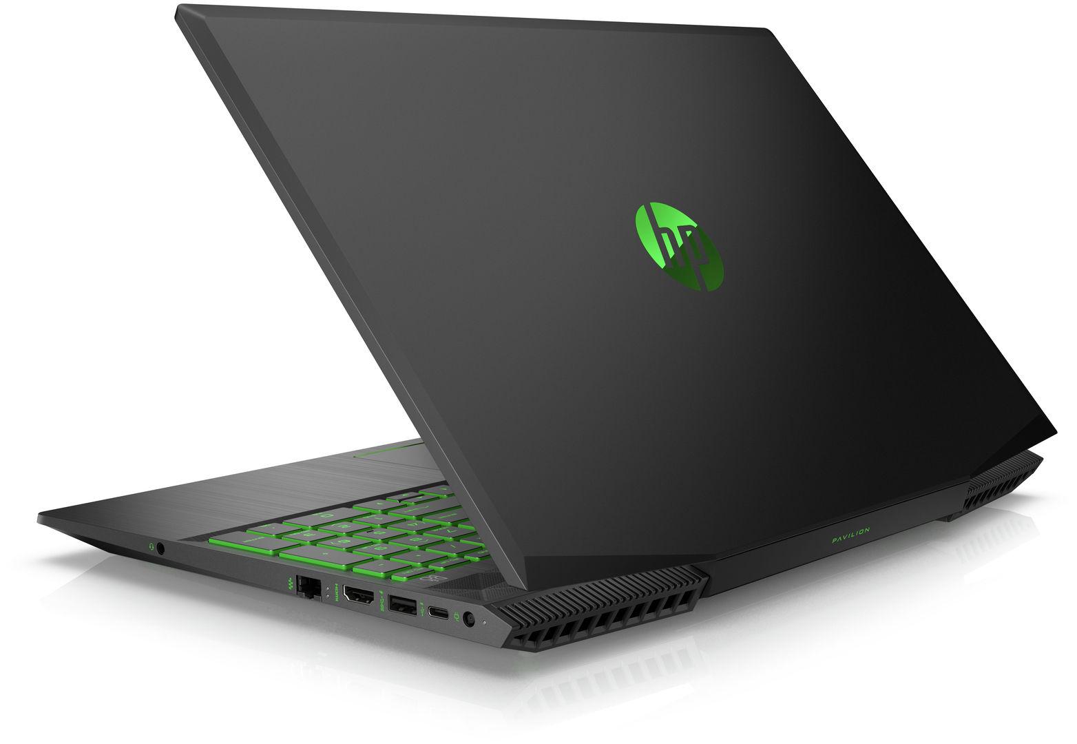 Laptop HP Gaming Pavilion 15-cx0640nd 5CT76EAR