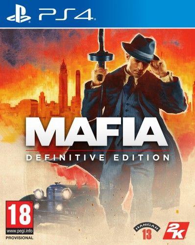 Mafia Edycja Ostateczna PS4 Używana