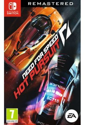 Gra Nintendo Switch Need for Speed Hot Pursuit Remastered