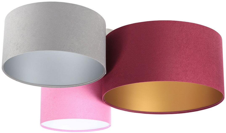 Kolorowy designerski plafon sufitowy - EXX61-Amisa