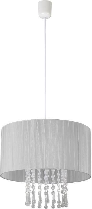 Lampa Wisząca Wenecja Popiel 153/1 POP