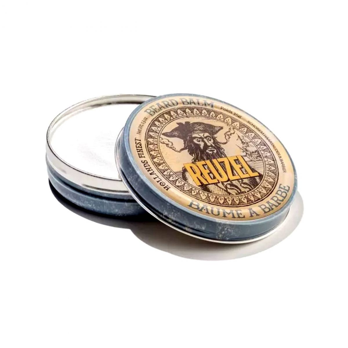Beard Balm Wood&Spice - Balsam Do Brody - 35g - Reuzel