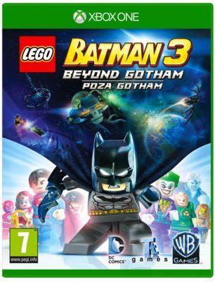 Gra Xbox One LEGO Batman 3: Poza Gotham